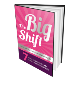 The Big Shift Book Cover