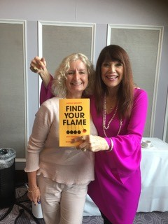 Find Your Flame Sophie Bennett with Janet Attwood Creator of Passion Test