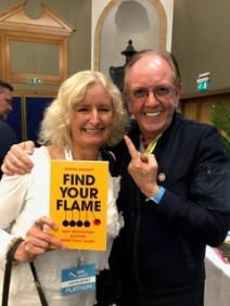 Find Your Flame Sophie Bennett with Paul Dunn B1G1