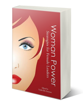 Woman Power Book Cover Image 1